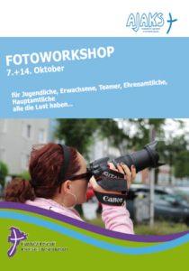 Fotoworkshop – jetzt anmelden!