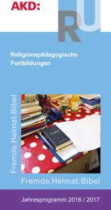 RU Jahresprogramm 2016 / 2017