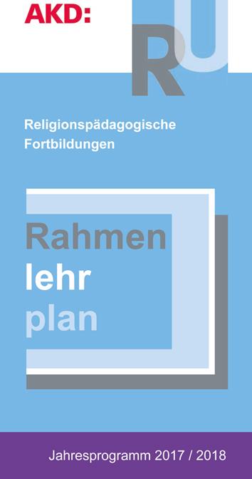 RU Jahresprogramm 2017 / 2018
