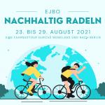 Nachhaltig Radeln - Die EJBO Fahrradtour
