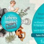 Regionaler Frauentag im Kloster Stift Heiligengrabe: Lebensmitte? Da geht noch was