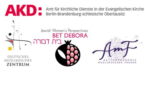 Logocollage der veranstaltungsmitwirkenden Organisationen