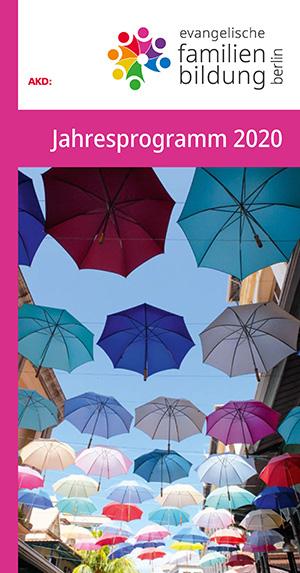 Familienbildung Jahresprogramm 2020