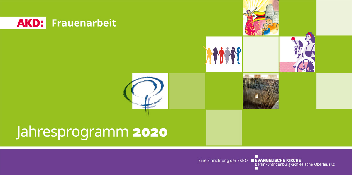 Frauenarbeit Jahresprogramm