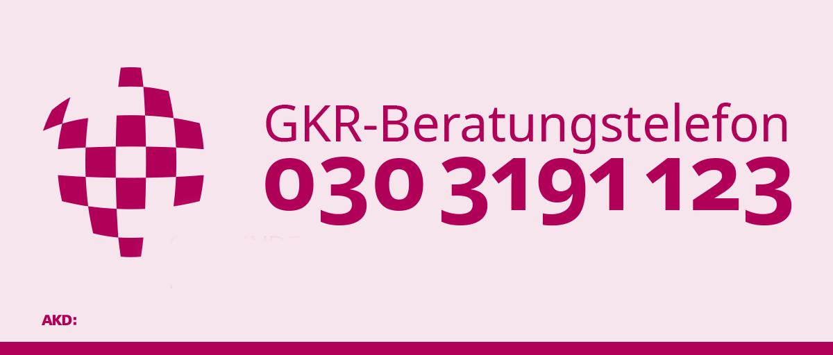 GKR-Beratungstelefon