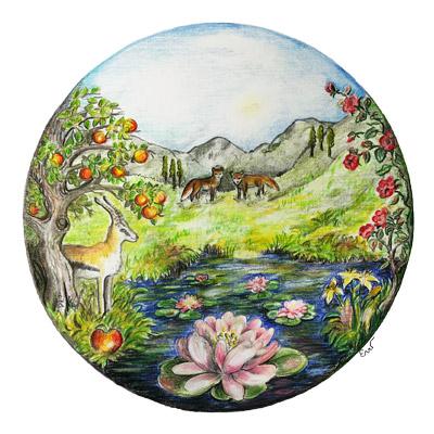 Mirjamgottesdienst-Werkstatt 2019 »Du bist schön« (Hohelied 1, 15 - 2, 17)