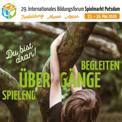 29. Internationales Bildungsforum Spielmarkt Potsdam 2020