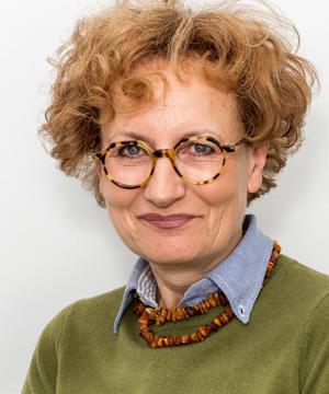 Portrait Dr. Susanne Schroeder