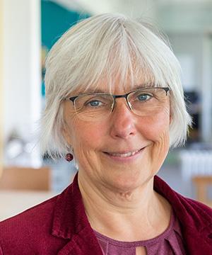Portrait Ute Lingner
