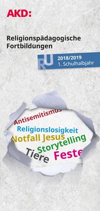 RU Programm 1. Schulhalbjahr 2018/2019