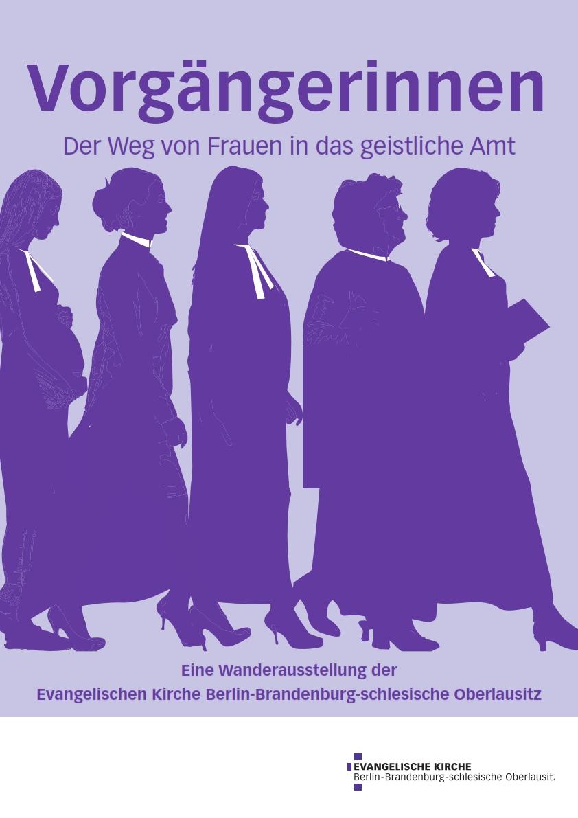 Ausstellung: Vorgängerinnen