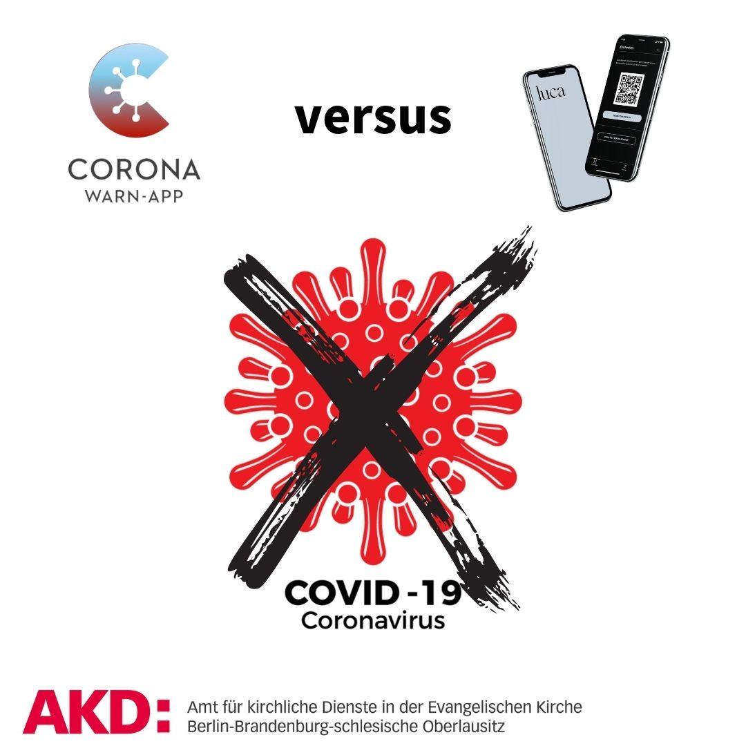 Luca-App vs. Corona-App