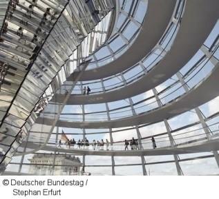 """Frauenexkursion """"Besuch im Bundestag"""""""