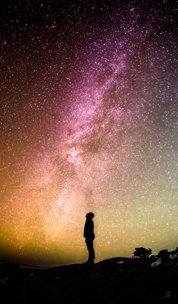 »Die Himmel erzählen ...« - Einübung in eine Ökologische Spiritualität