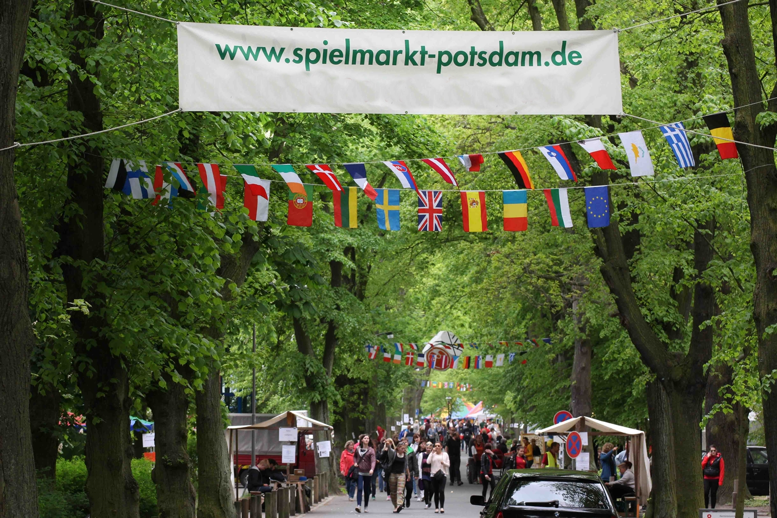 29. Internationales Bildungsforum Spielmarkt Potsdam 2021