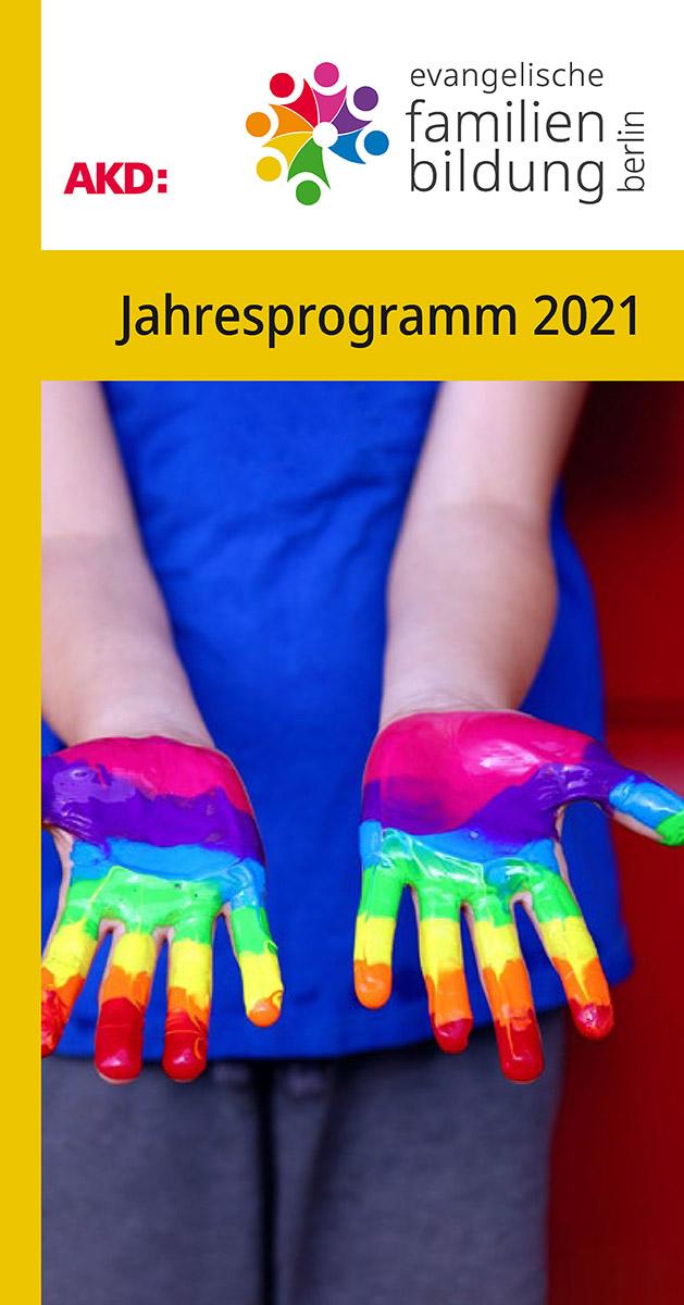 Familienbildung Jahresprogramm 2021