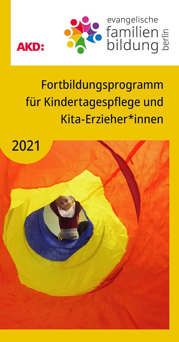 Fortbildungen Tagespflege 2021