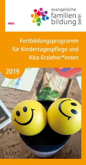 Fortbildungen Tagespflege 2019