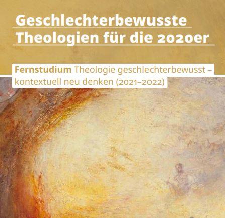 Gott* - Öffentlicher Vortrag im Rahmen des Fernstudiums Theologie geschlechterbewusst – kontextuell neu denken (2021-22)