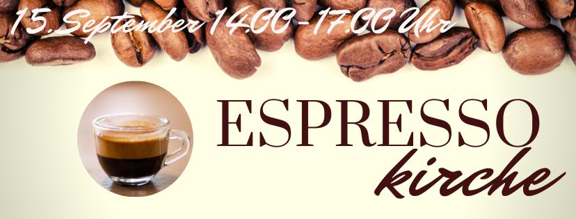 Espresso-Kirche – kurz konzentriert und belebend: Netzwerk Innovation