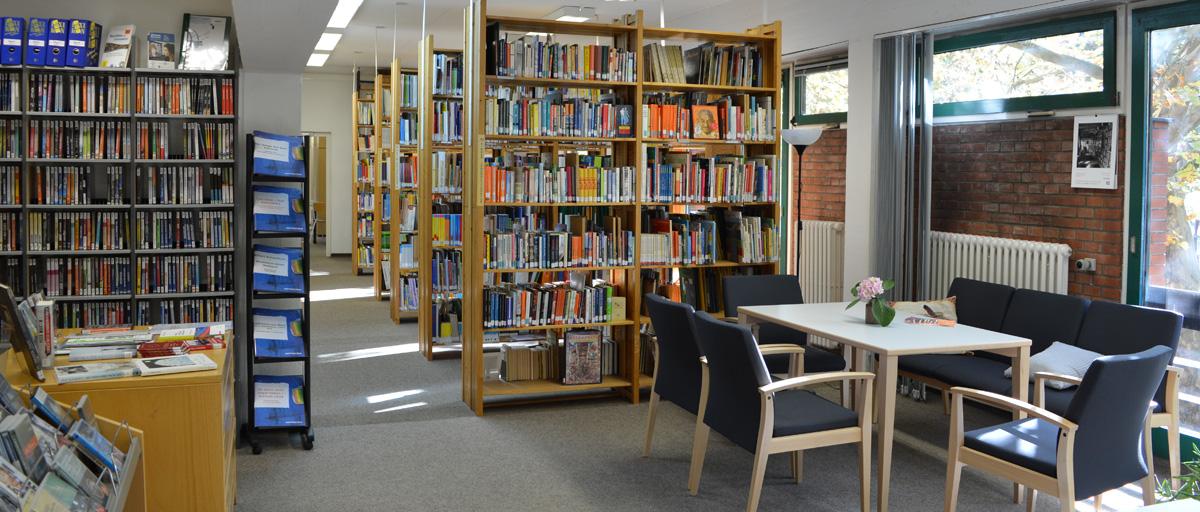 bibliothek + medien