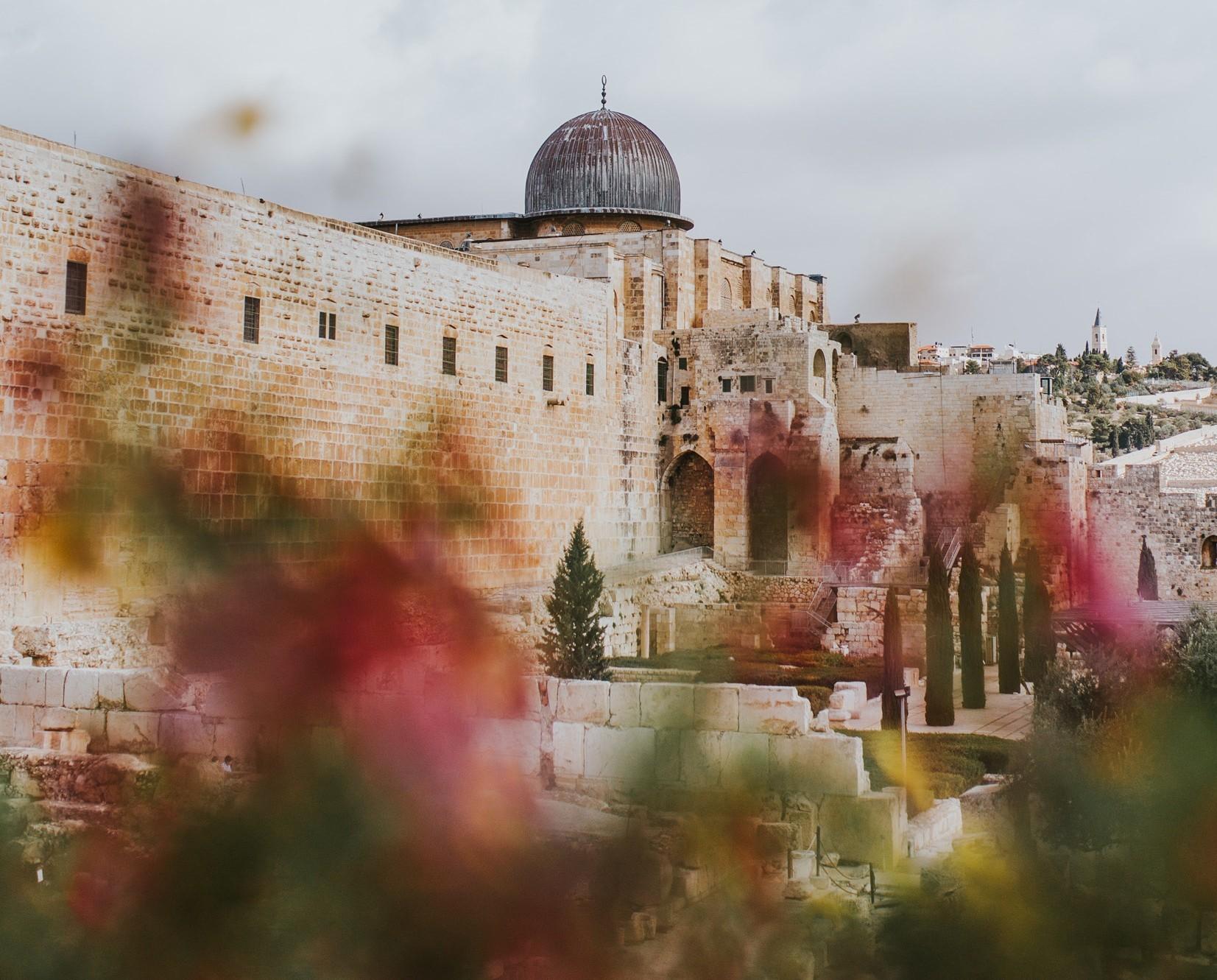 Spirituelle Reise nach Jerusalem: »Beten in Vielfalt und Einheit« – Vielfalt der Ökumene entdecken und erleben