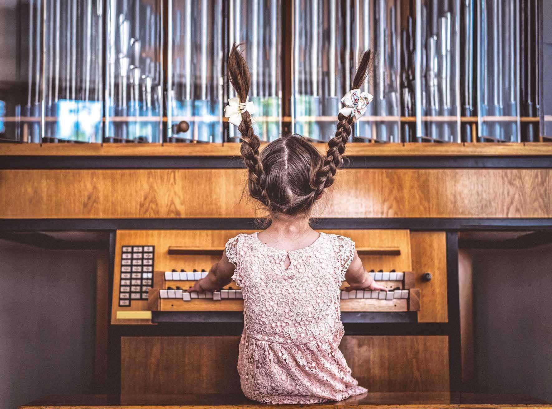 Symposium Orgelnachwuchs - Zukunftsmusik