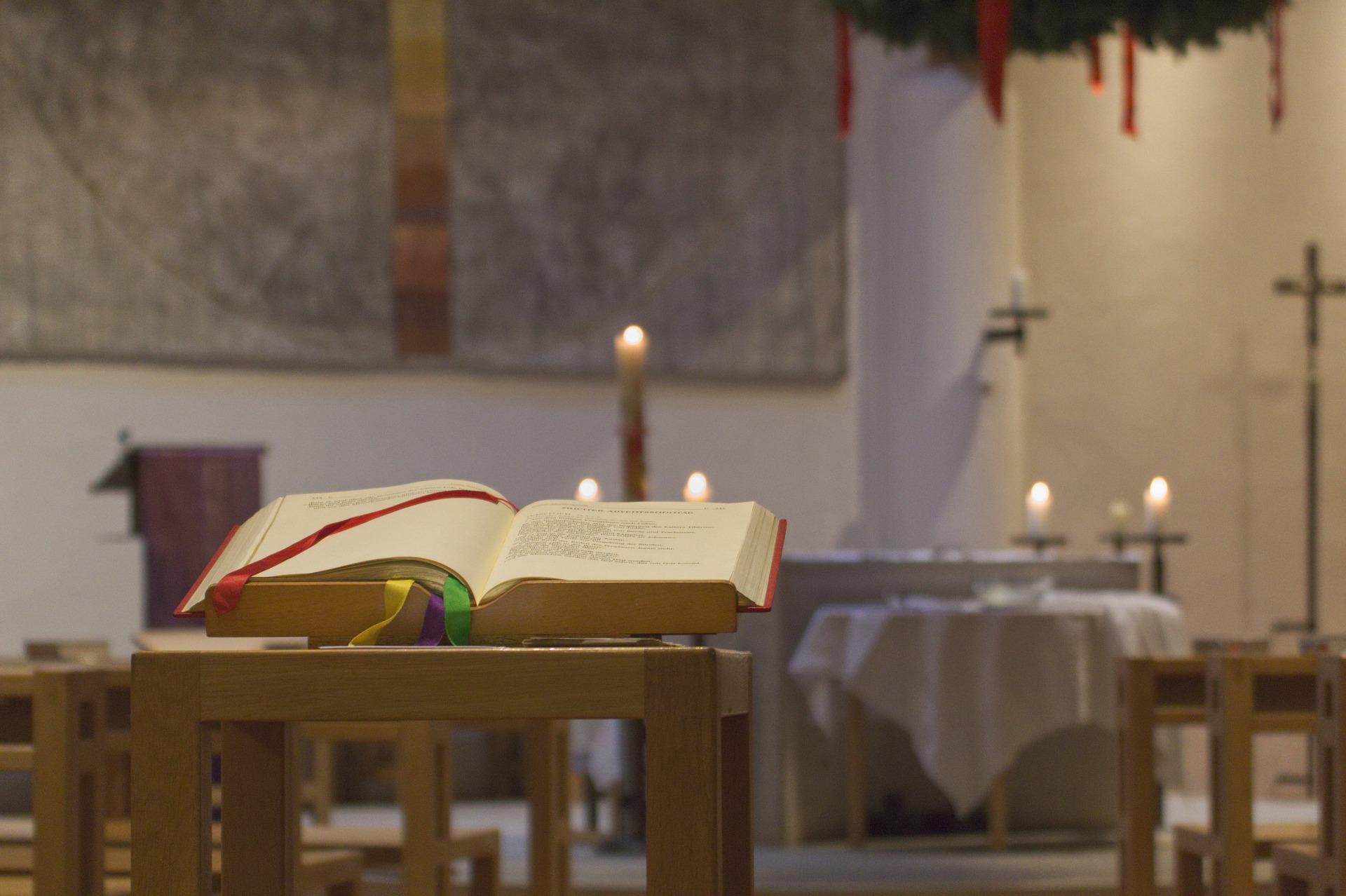 Prädikantenfortbildungsreihe - Psalmen predigen