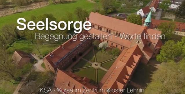 Seelsorgeausbildung in Kloster Lehnin