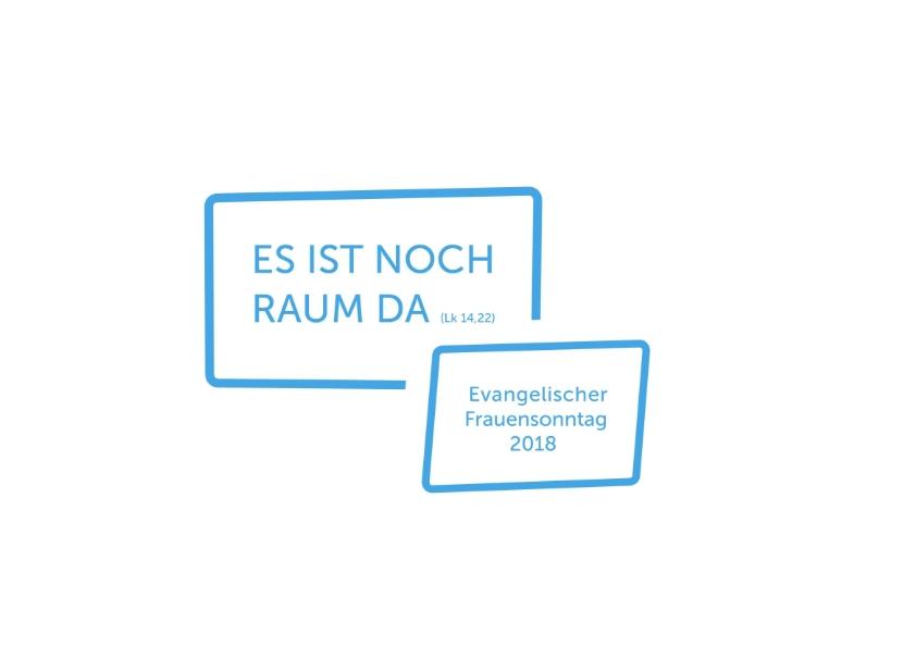 """""""Es ist noch Raum da"""" (Lk 14,22) – Mirjamsonntag 2018"""
