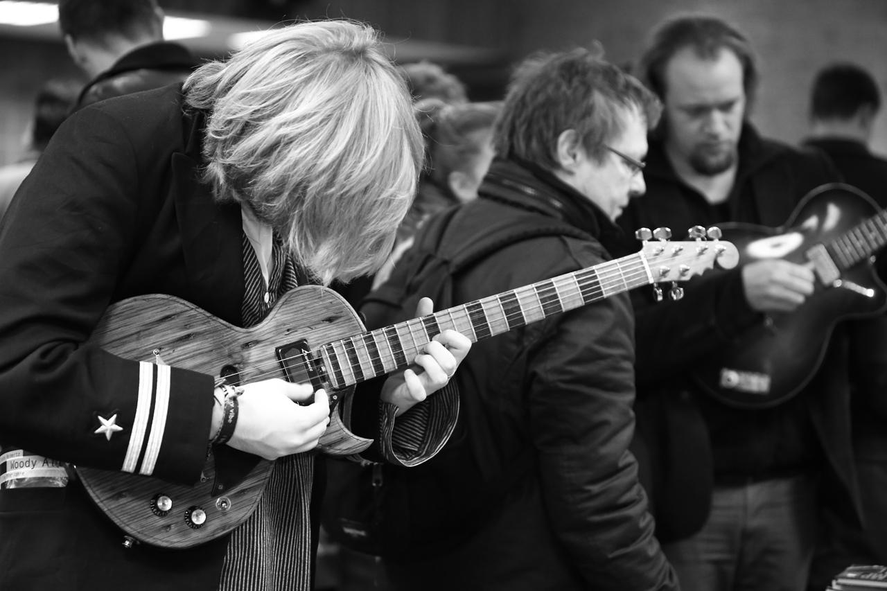 Musik- und Instrumentenflohmarkt der Evangelischen Jugend