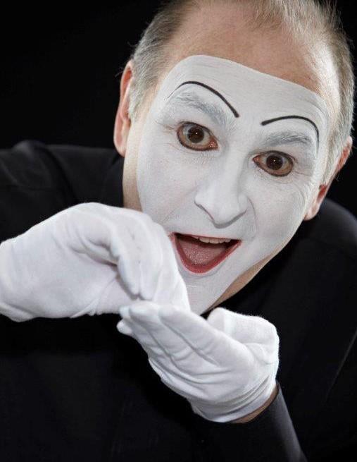 Voice of silence – Kurs mit dem spanischen Pantomimen Carlos Martinez