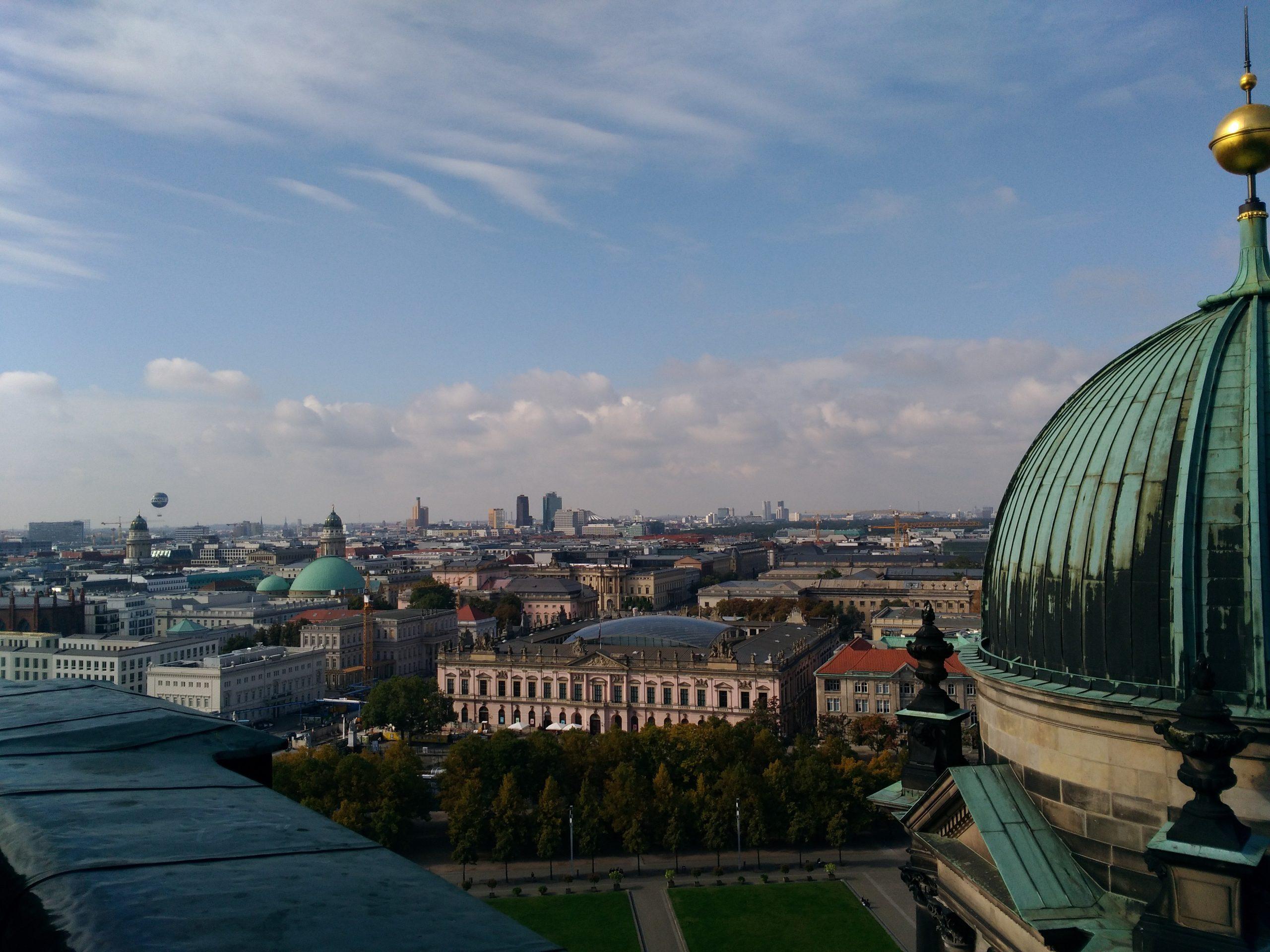 Zwischen Diplomatie und Bekenntnis – Studienreise ins kirchen-politische Berlin
