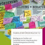 Informationsveranstaltung zum Familienfördergesetz