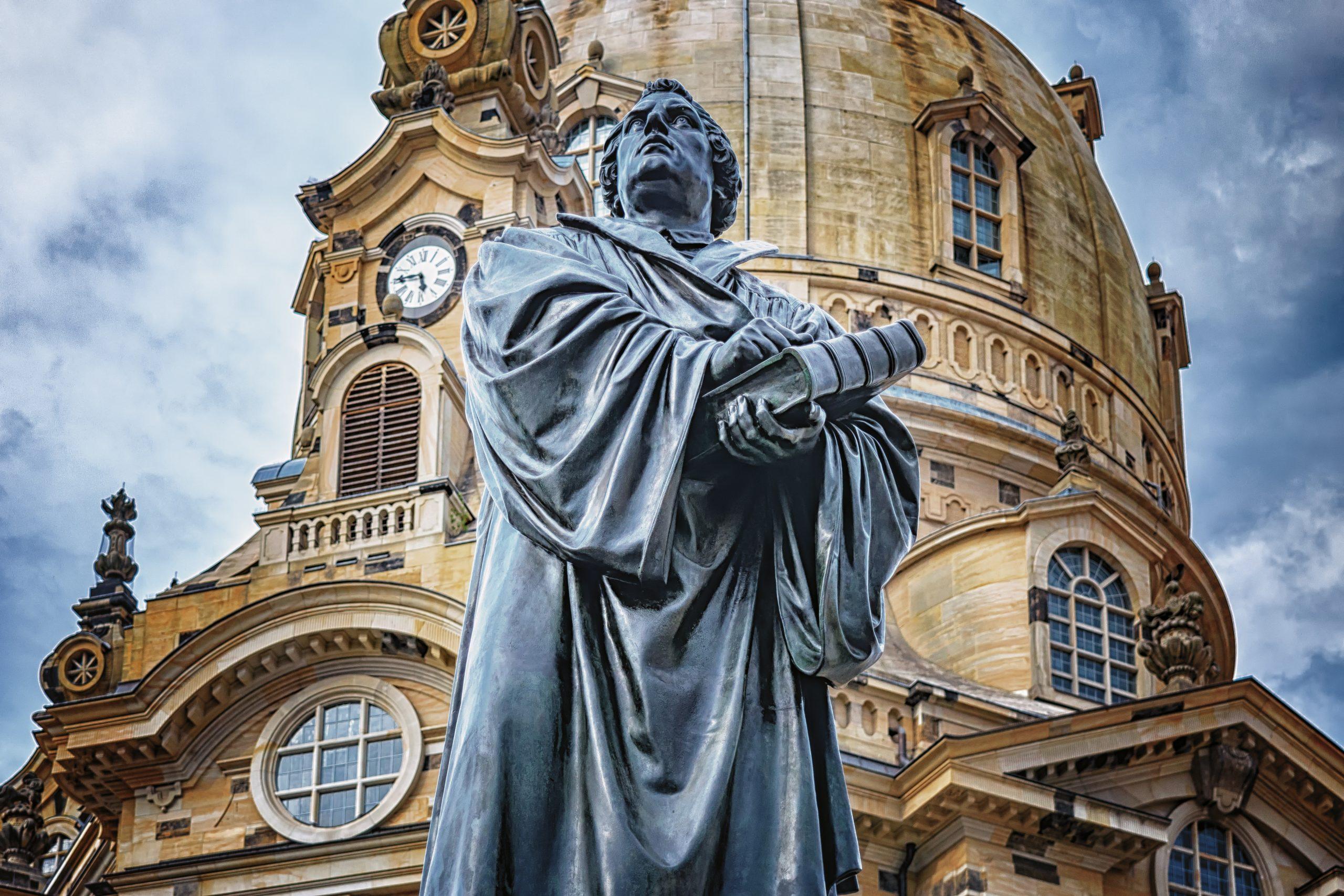 Befreit! - Martin Luthers Hauptschriften von 1520