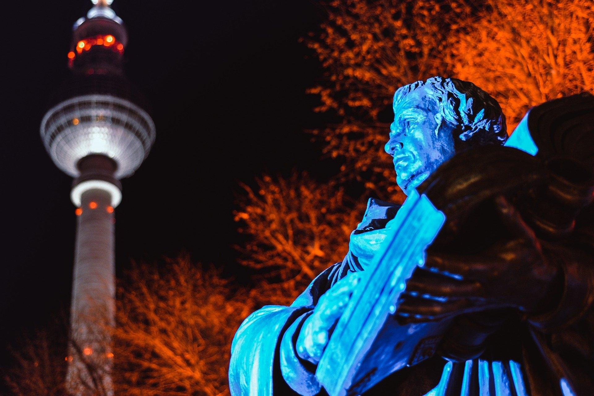 Martin Luther und andere Reformatoren und ihr Verhältnis zum Judentum (Modul 1)
