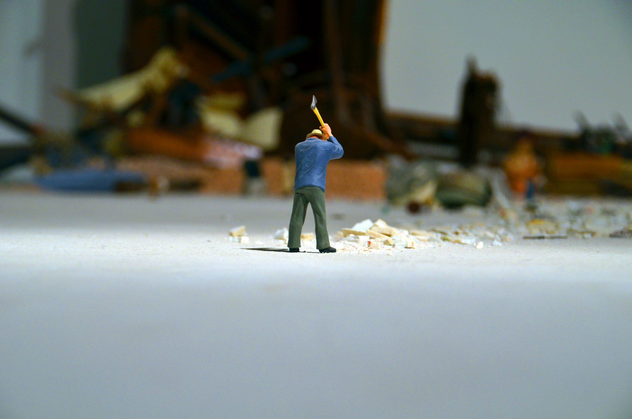 Playing Arts: under (de-)construction - Raum schaffen